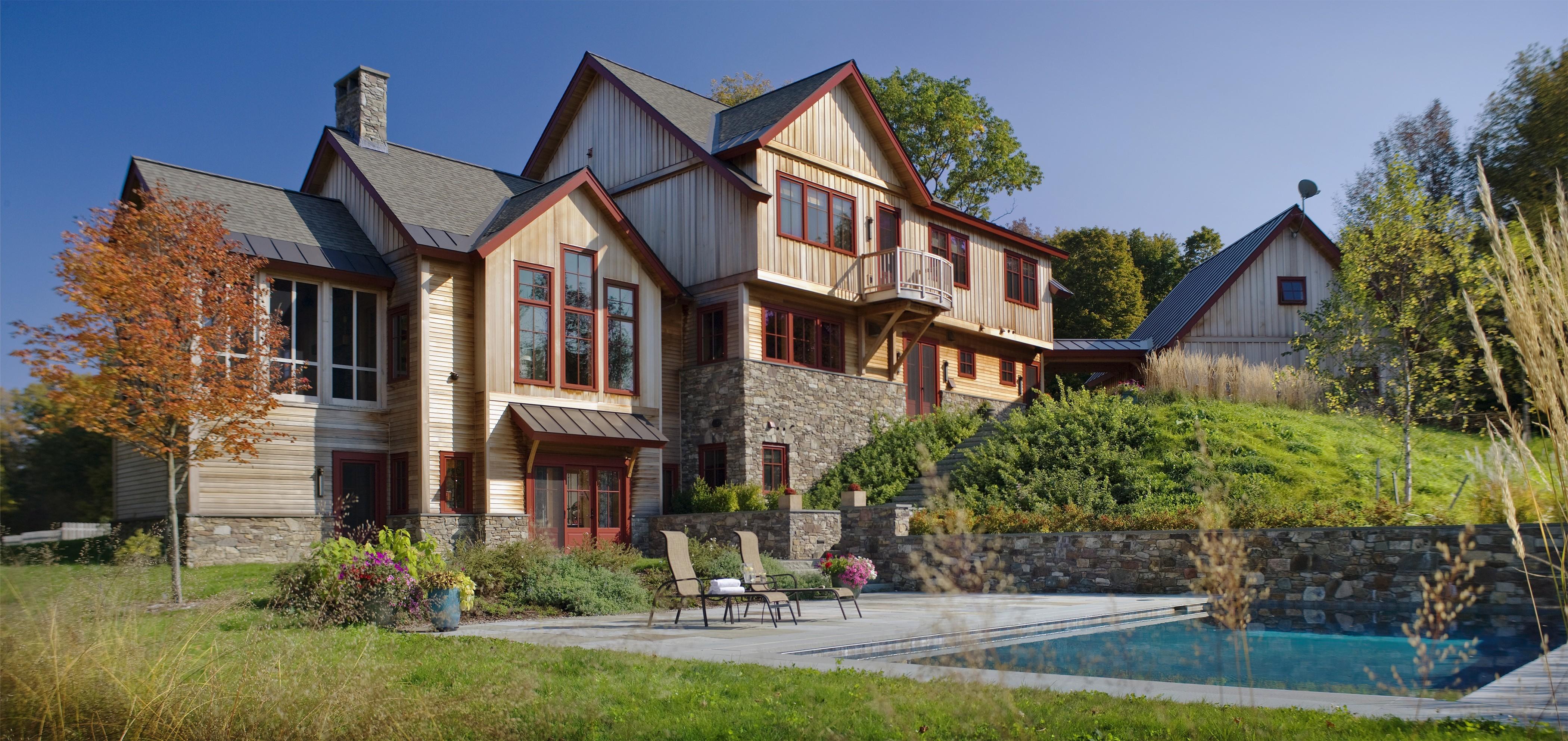 Best Custom Home Builders In Vermont